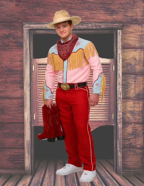 Western Cowboy Amp Cowgirl Costumes Halloweencostumes Com
