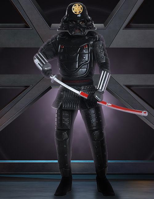 Darth Vader Samurai Costume