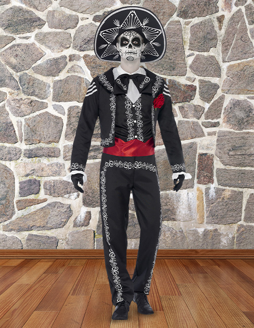 Day of the Dead Adult Costume