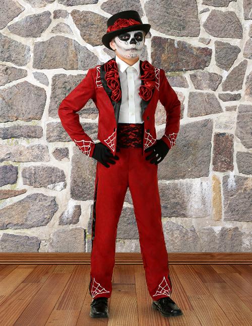 Dia De Los Muertos Costume Ideas