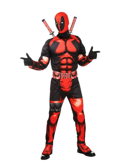 Deadpool Finger Guns Pose