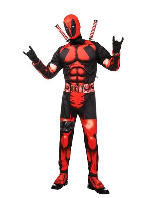 Deadpool Poolio Pose