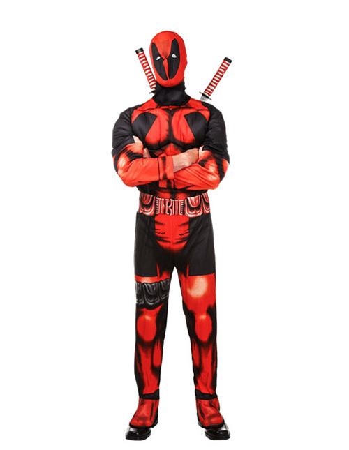 Movie-Quality Deadpool Costumes