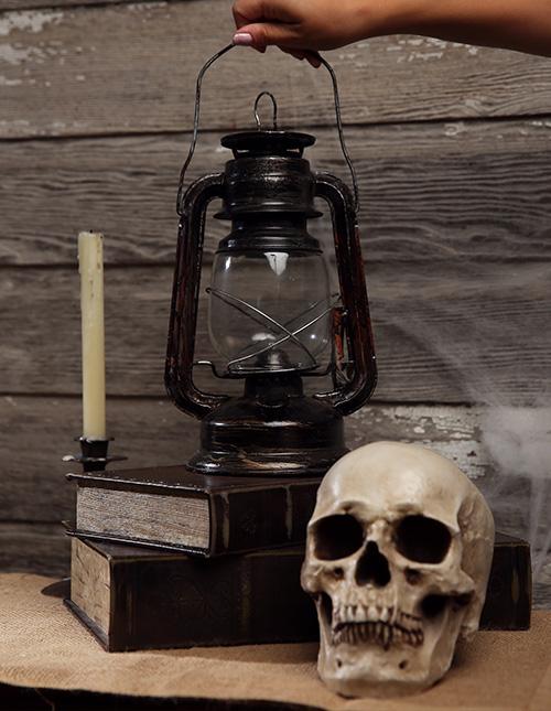 Halloween Haunted House Ideas