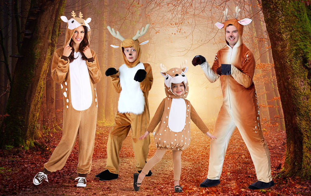 Deer Costume Ideas