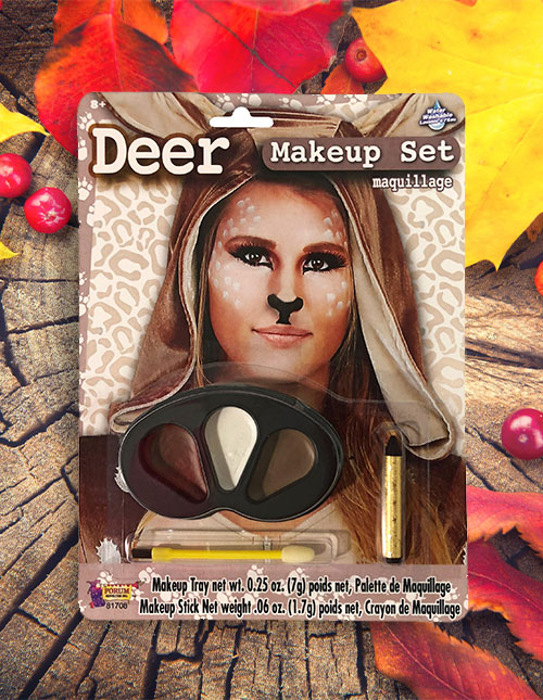Deer Costume Makeup