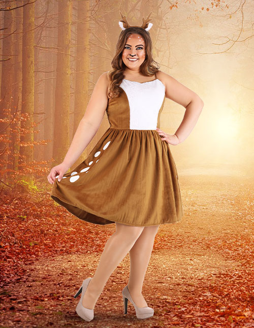 Deer Dress