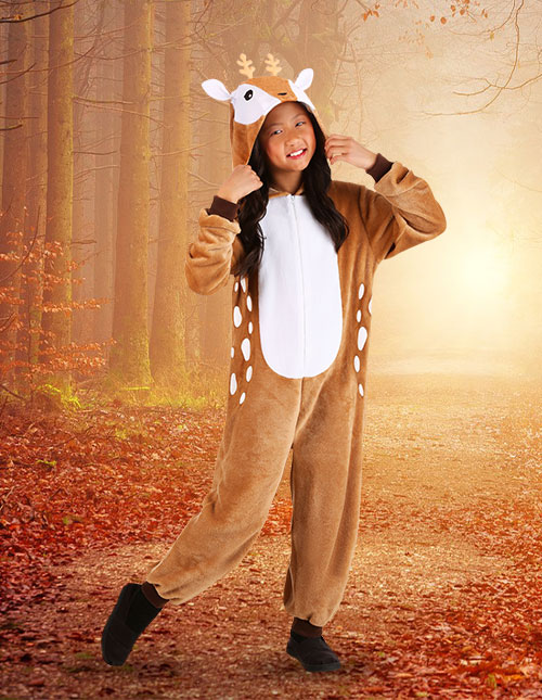 Girls' Deer Costume