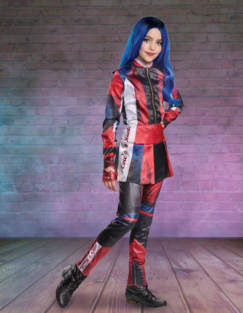 Evie Descendants Costume