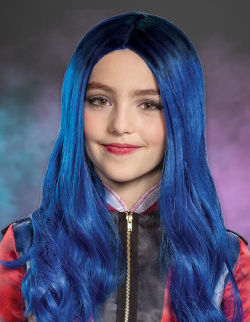 Evie Descendants Wig
