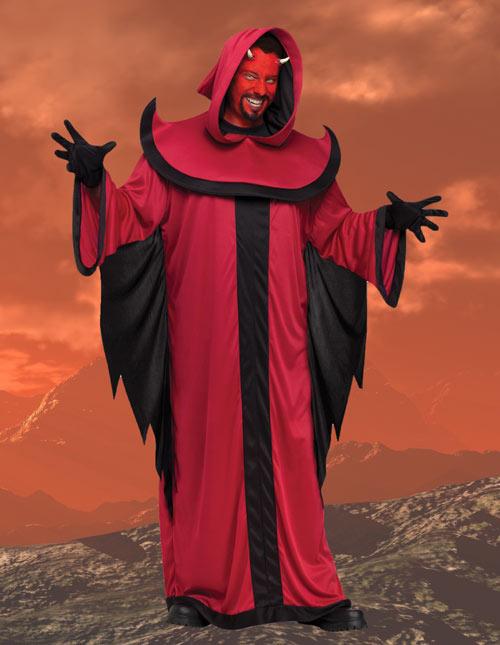 Satan Halloween Costume