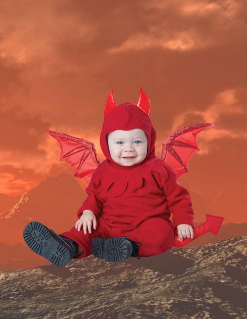 Baby Devil Costume
