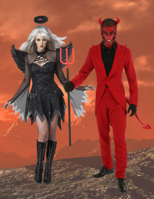 Devil and Fallen Angel Costumes