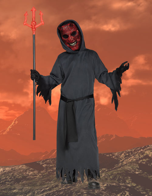 Devil Costume for Kids