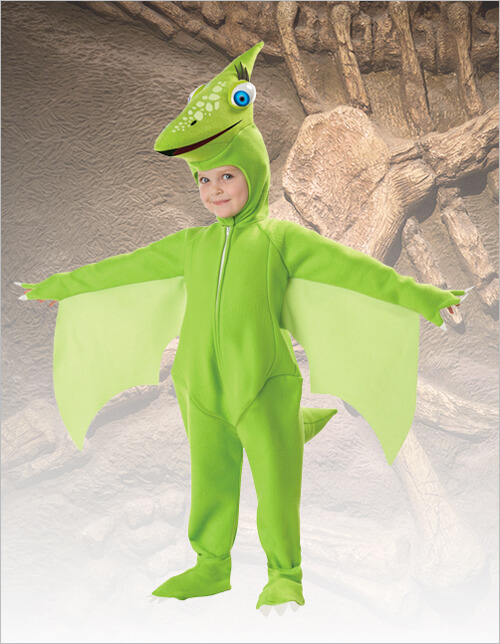 Kids Tiny Dinosaur Costume