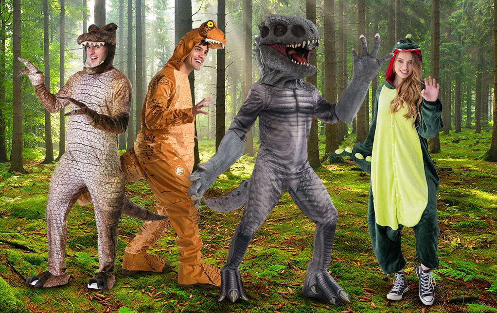 T-Rex Costume Ideas