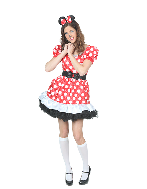 Minnie Mouse Sweet Mouse Pose