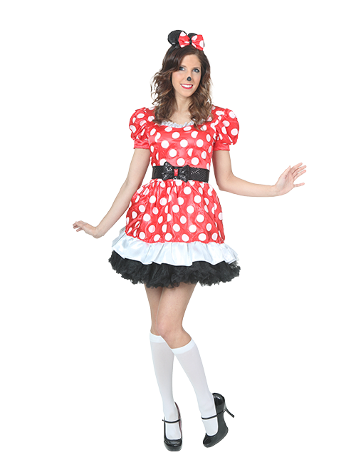 Minnie Mouse Style Icon Pose