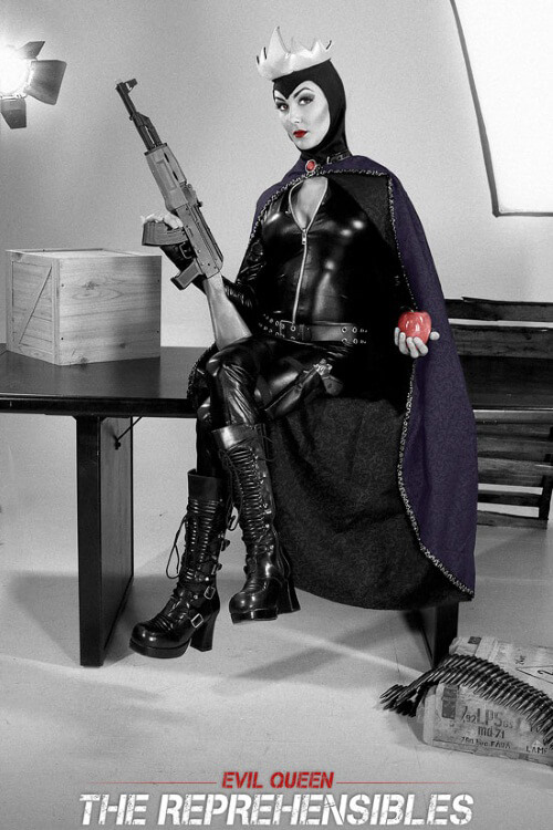 Evil Queen Expendable