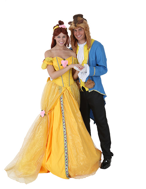 The Beast may not quite be Prince Charming but deep down heu0027s just an injured soul. With a kindness (mixed with some sternness) Belle shows him that ...  sc 1 st  Halloween Costumes & Disney Costumes For Adults u0026 Kids