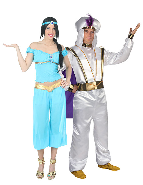 Aladdin  sc 1 st  Halloween Costumes & Disney Costumes For Adults u0026 Kids