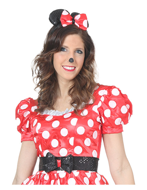 Minnie Mouse loves to have fun and sheu0027s never afraid to laugh! In fact thatu0027s one of the reasons she loves Mickey so much. She even ones said ...  sc 1 st  Halloween Costumes & Disney Costumes For Adults u0026 Kids