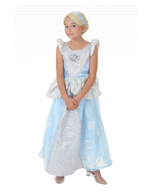 Girl's Cinderella Costume