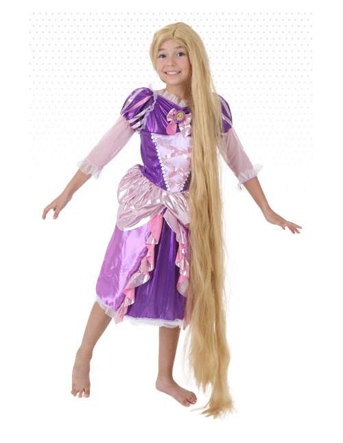 Girl's Rapunzel Costume