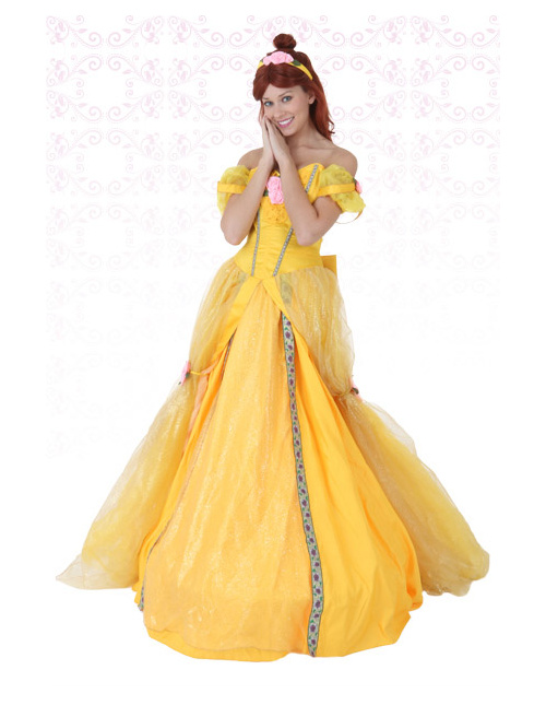 Women's Belle Costume