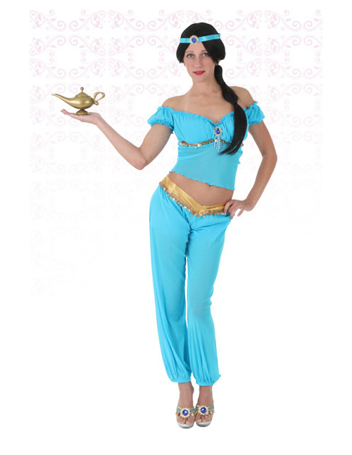 Women's Jasmine Costume