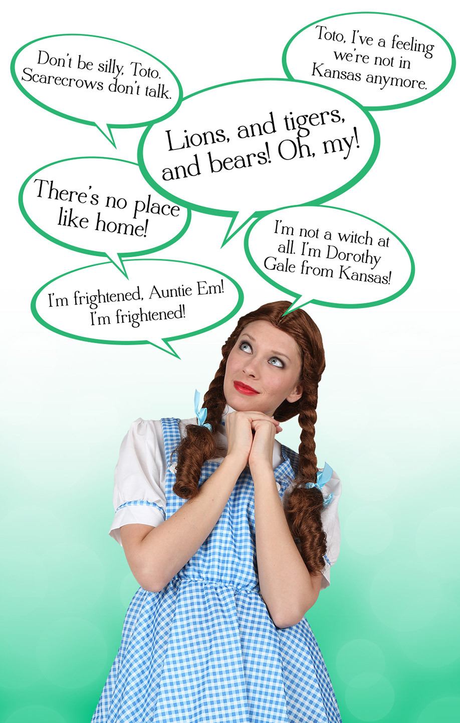 Dorothy Quotes