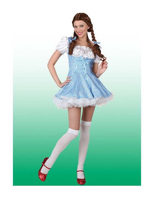Dorothy Costume for Adult