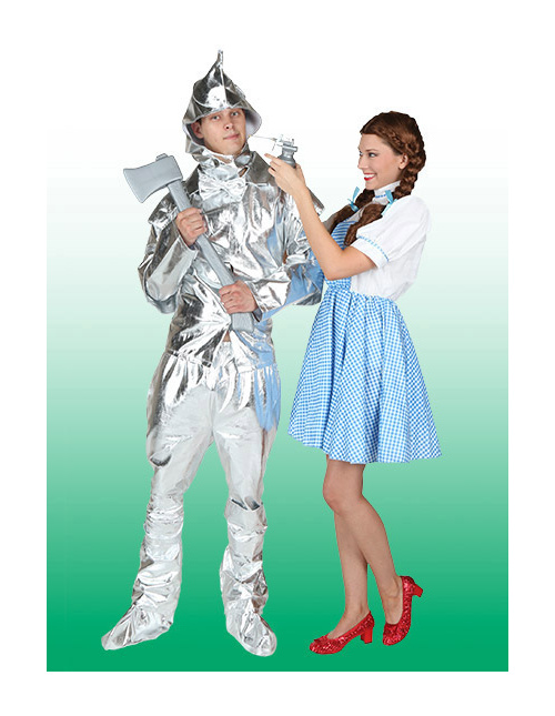 Tin Man and Dorothy Costumes
