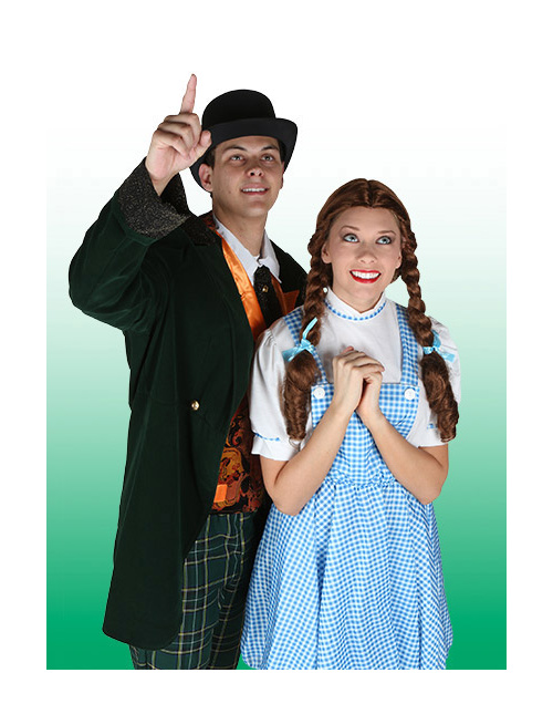 Wizard of Oz and Dorothy Costumes