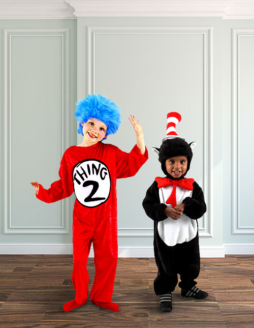 Dr. Seuss Costumes for Kids