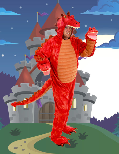 Hydra Costume