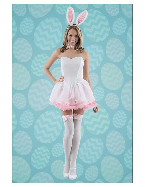 Women's Easter Bunny Costume