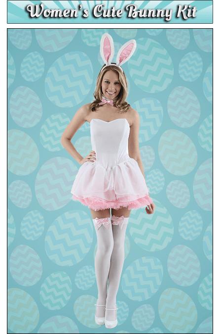 Women's Cute Bunny Kit