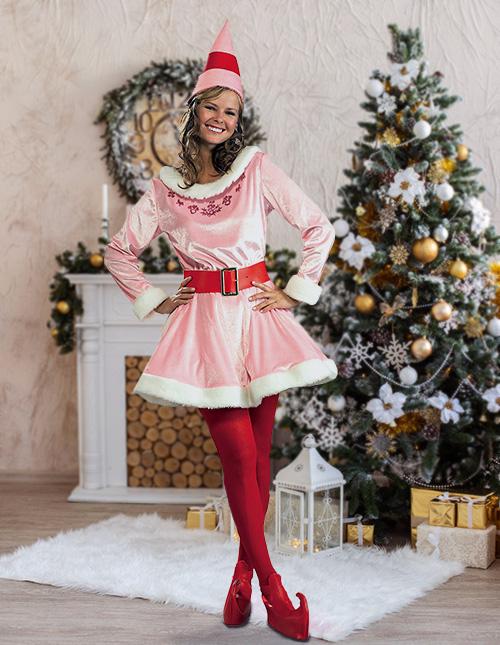 Jovie the Elf Costume