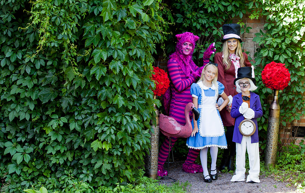 Exclusive Alice in Wonderland Costumes