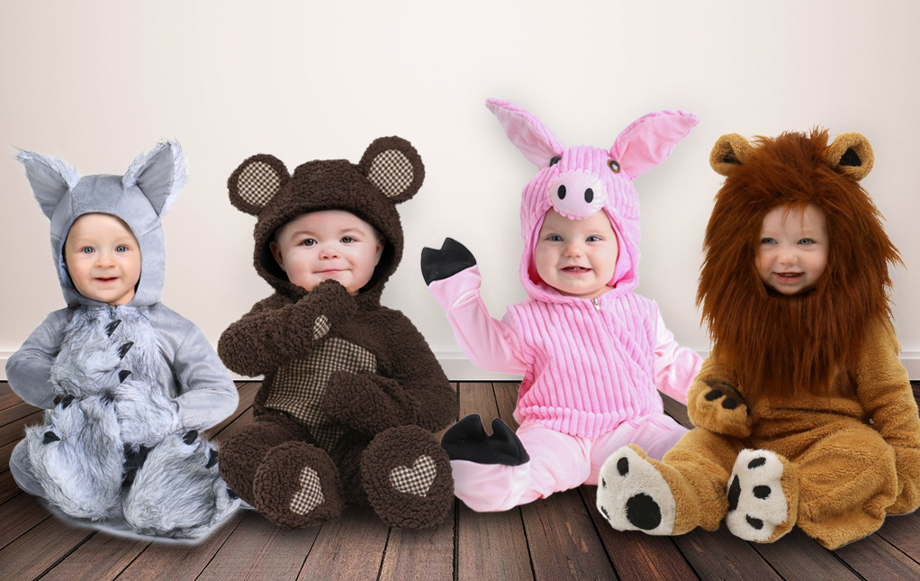 Exclusive Baby Animal Costumes
