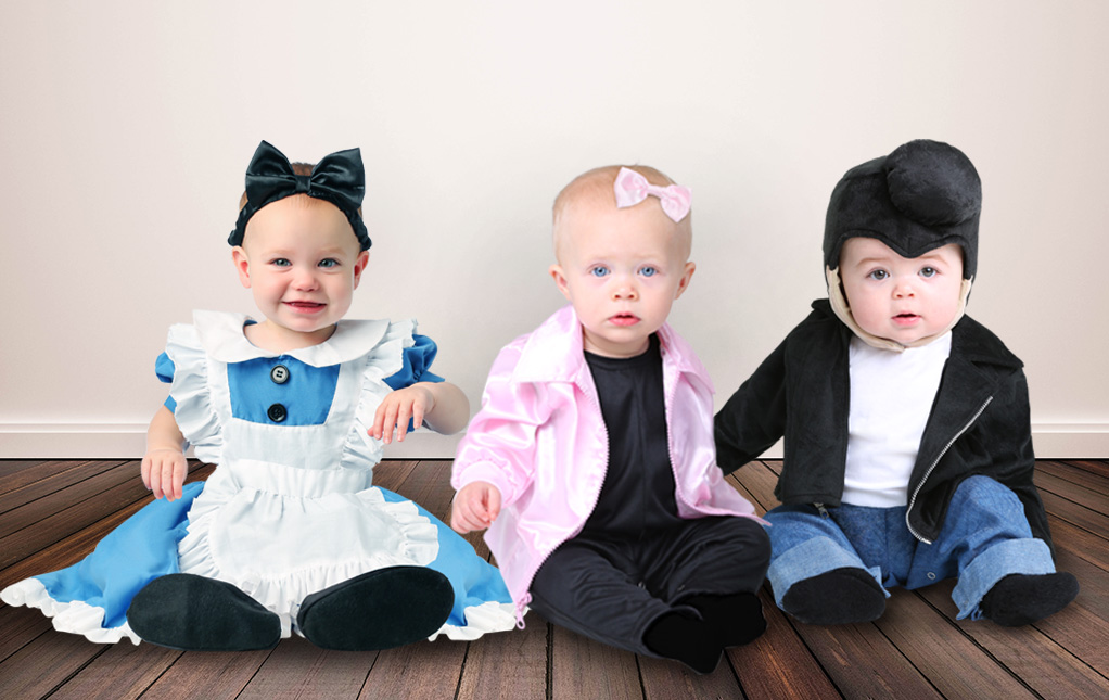 Exclusive Baby Halloween Costumes