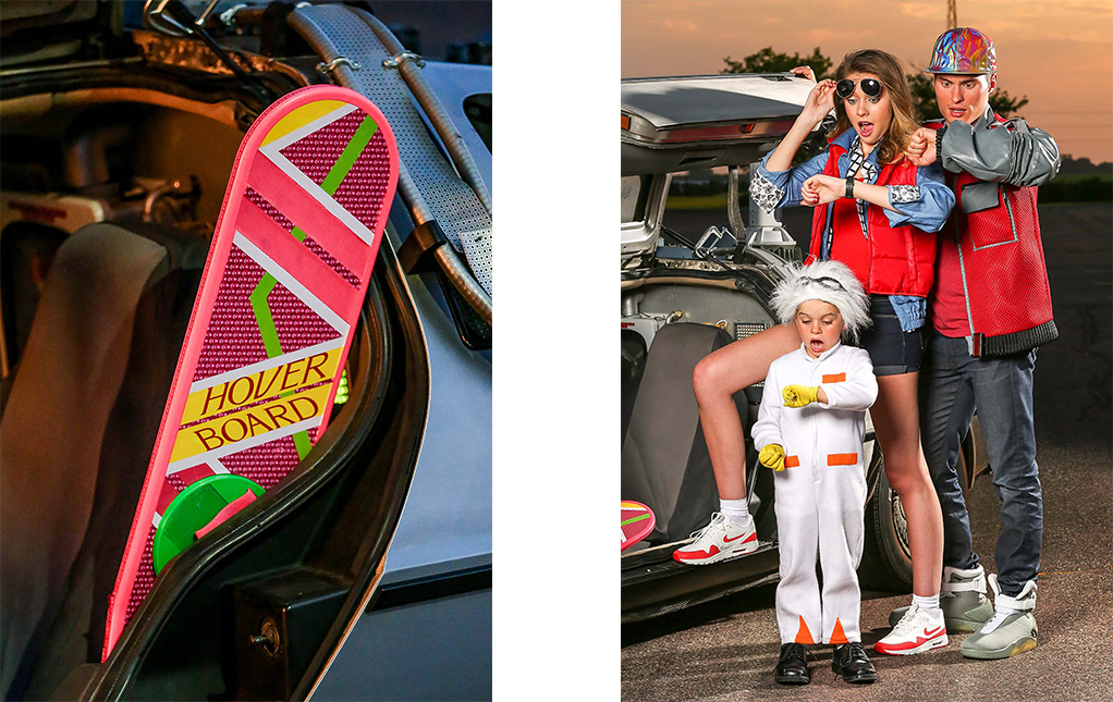 Exclusive Back to the Future Costumes