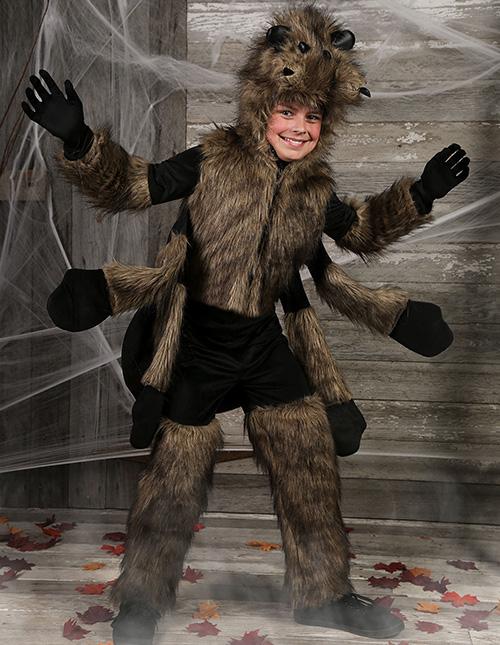 Exclusive Boys' Spider Costume