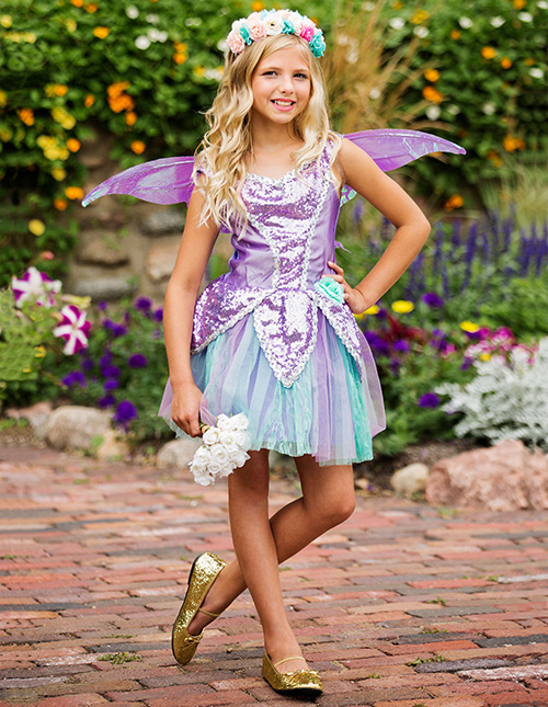 Exclusive Girls' Fairy Costume