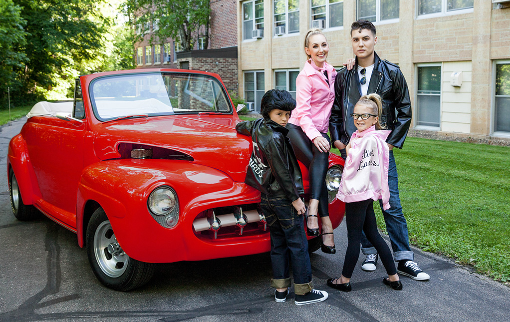 Exclusive Grease Costumes