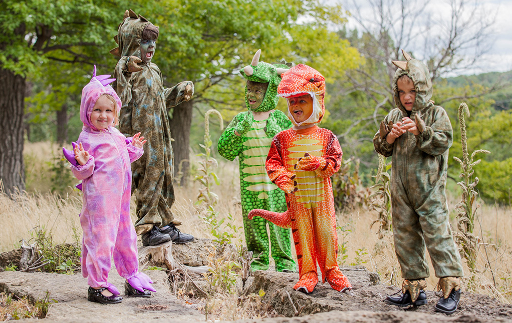 Exclusive Dinosaur Costumes