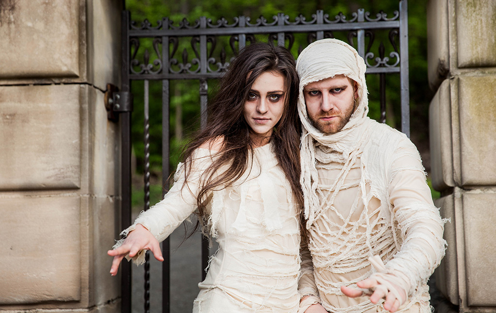 Exclusive Mummy Halloween Costumes
