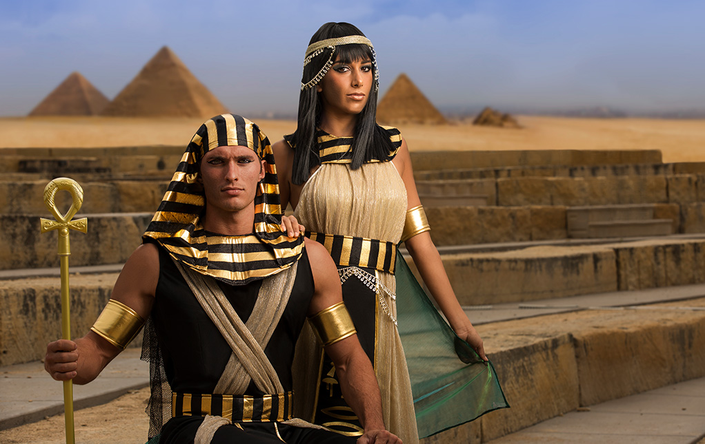 Exclusive Pharaoh Costumes