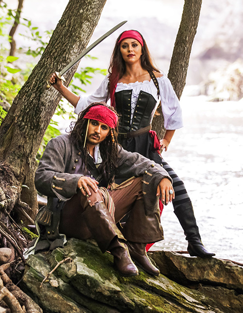 Exclusive Pirate Costumes